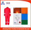 En11612 High Tencity Fire Retardant Protective Clothing