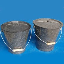 Enamel Bucket Water Pail