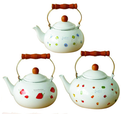 Enamel Teapot Tea Pot Kettle