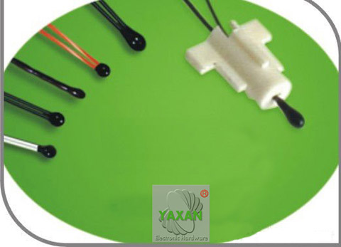 Enameled Wire Ntc Epoxy Resin Thermistor Factory