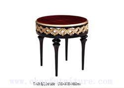 End Table Side Coffee Wooden Classical Tt 009