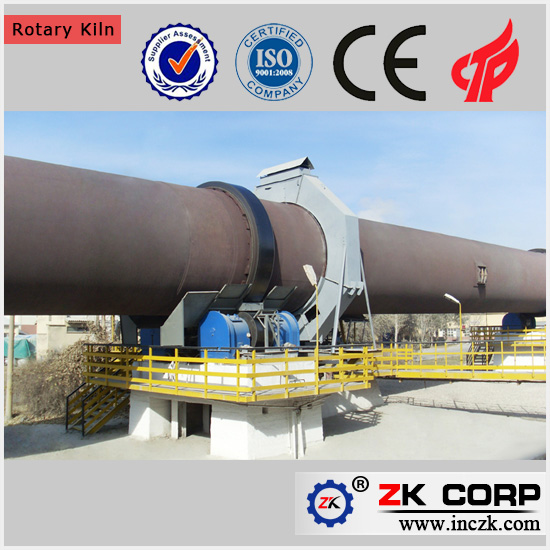Energy Saving Cement Rotary Kiln