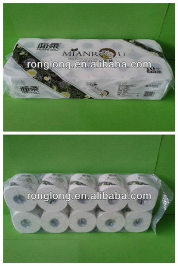 Environmental Toilet Tissue Paper Mr J030