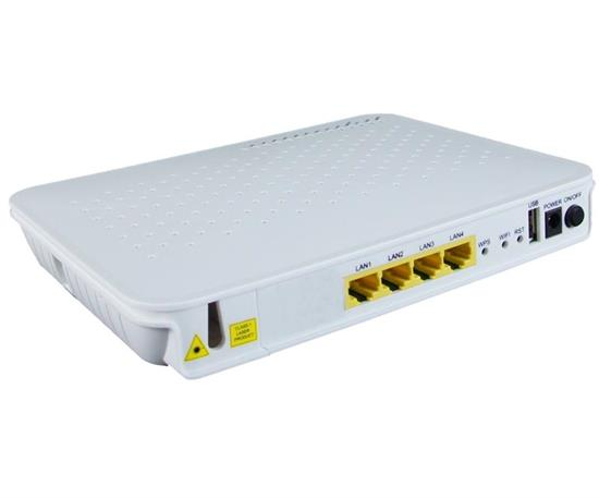 Epon Broadband Terminal Device 4 Fe Onu Hzw E804