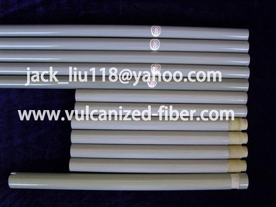 Epoxy Fiberglass Vulcanized Fiber Combination Tube Arch Extinguishing