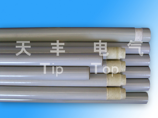 Epoxy Fiberglass Vulcanized Fiber Combination Tube