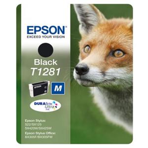 Epson Fox T1281 Black Ink Cartridge