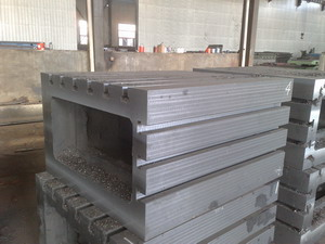 Equipment Installation Test Measurement Scribing Inspection Cast Iron Square Box