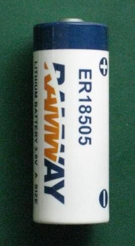 Er18505 Er18 50 A Size Lithium Battery