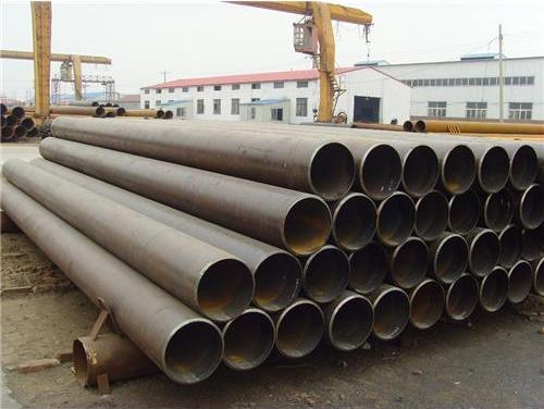 Erw Lsaw Welded Steel Pipes