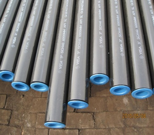 Erw Steel Pipe Manucturer
