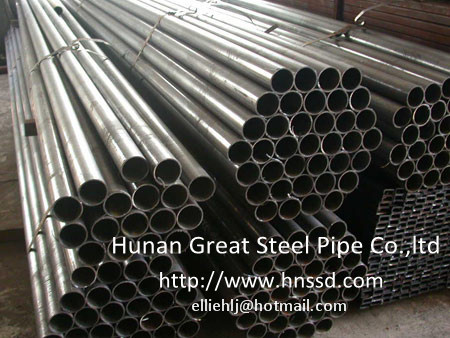 Erw Steel Pipe Welded