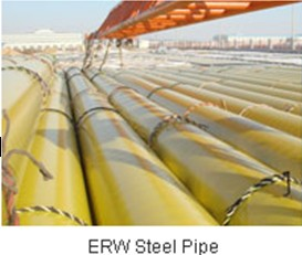 Erw Steel Pipes Carbon