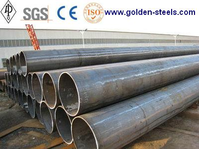 Erw Steel Tube Hfw Pipe Lsaw
