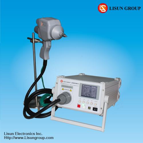 Esd61000 2 Electrostatic Discharge Simulator