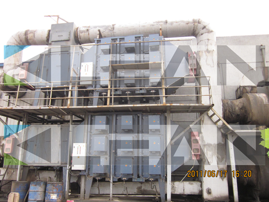 Esp Electrostatic Precipitator Mist Collection Filters For Industrial Ventilation System