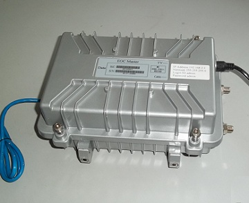 Ethernet Over Coax Converter Master Side Unit