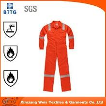 European Standards New Style Fire Resistant Protective Workwear