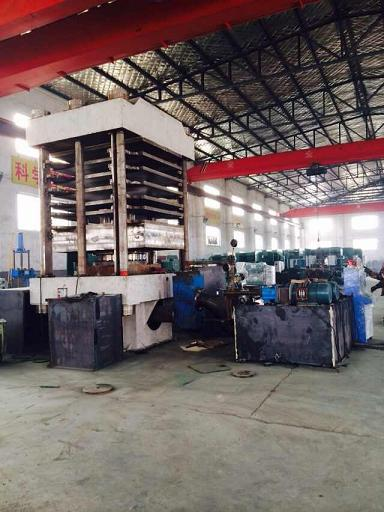 Eva Foaming Press Machine Rubber Molding