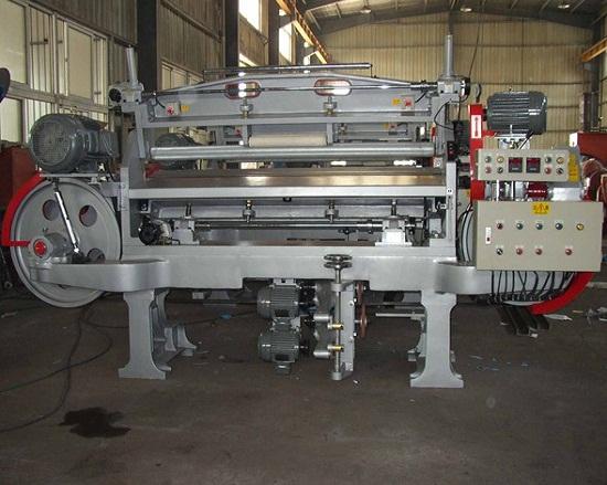 Eva Pe Foam Sheet Splitting Machine