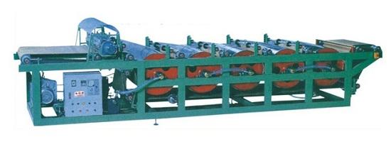 Eva Pe Foam Sheet Water Cooling Extruder Chpj 1250 5