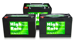 Everexceed High Rate Range Vrla Battery
