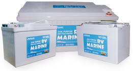Everexceed Marine Range Battery