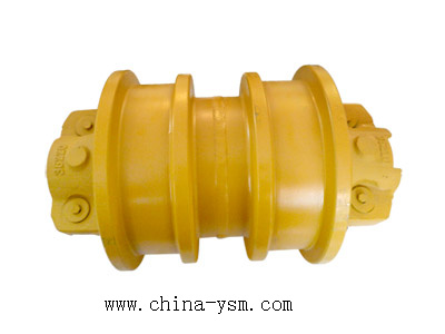 Excavator Track Roller 9001 Face Iso9000