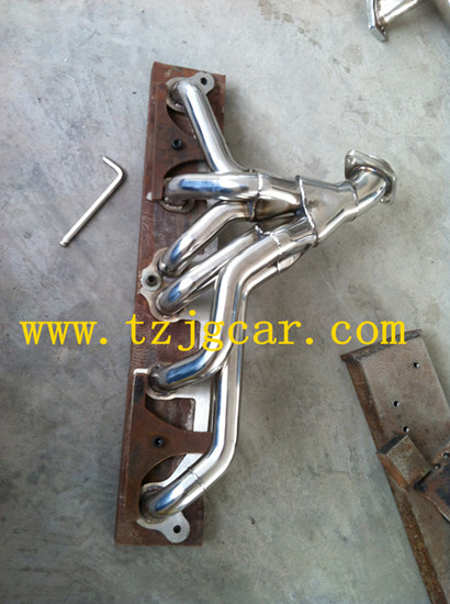 Exhaust Headers Manifolds Mufflers Three Way Catalytic Converter Turbochargers Wastegates Aluminum T