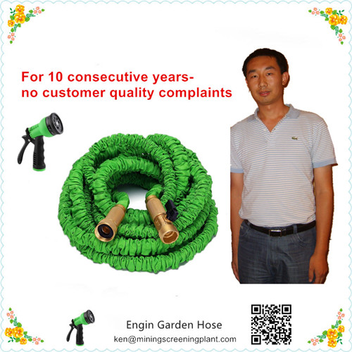Expandable Garden Hose 15 Years Insist Only The High End Quality