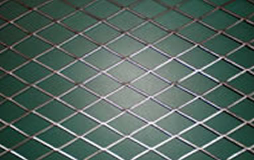 Expanded Diamond Mesh Made By Diverse Materials For Many Purposes
