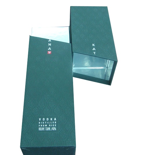 Expert Supplier Of Wine Packaging Paper Box