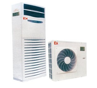 Explosion Proof Air Conditioner Cabinet Type