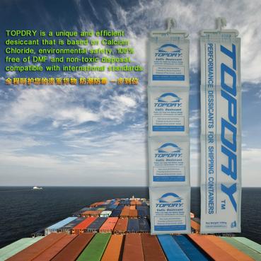 Export Desiccant Topdry Cacl2 Desiccants