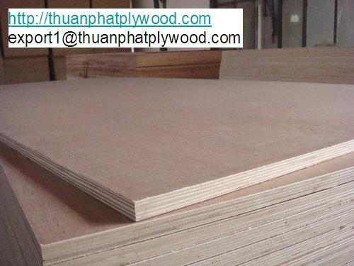 Exporting Keruing Plywood