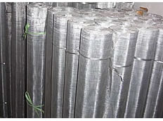 Extra Wide Stainless Steel Woven Wire Cloth