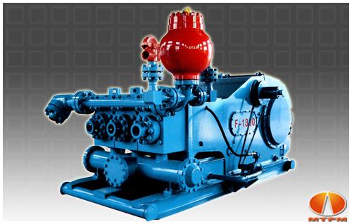 F1600 F1600l Mud Pump Equipment