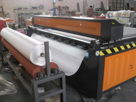 Fabric Laser Cutting Machine Comg 1325