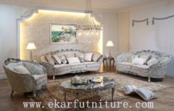 Fabric Sofa 3 Piece Living Room Set Ff 103