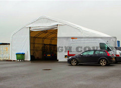 Fabric Structures Storage Buildings Tc406020 Tc407020 Tc408020
