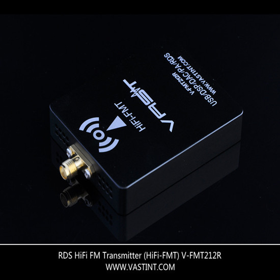 Factory Assembled Tested Digital Fm Stereo Transmitter