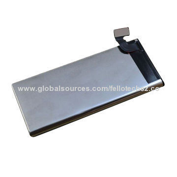Factory Customized Lithium Ion Battery Cell For Cellphone Pda Portable Power Source