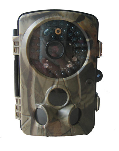 Factory Direct Wholesale Camo Color Mms Hunting Trail Camera With Night Vision