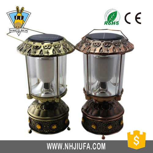 Factory Price High Power Zoom Lantern Flashlights Solar Powered Led Tent Light