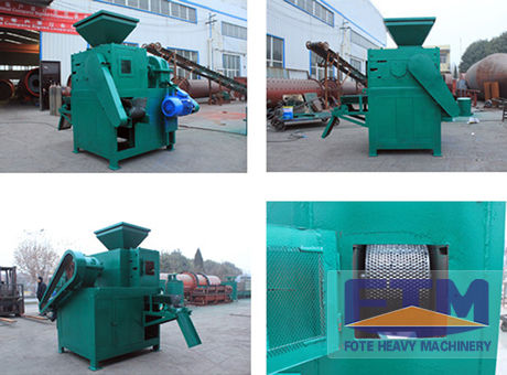 Factory Supplied Briquetting Press Machine
