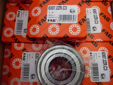 Fag 6208 Z Deep Groove Ball Bearings