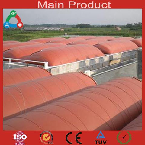 Family Size 8m Biogas Plant