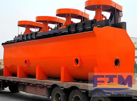 Famous Brand Ftm Flotation Cell