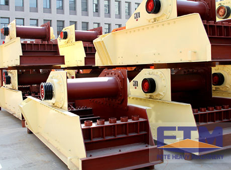 Famous Brand Vibrating Feeder For Sale