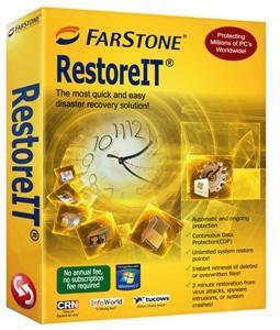 Farstone Restore It 2013